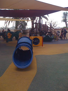 Playground at Tivoli Village