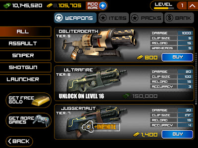 Hack] Frontline Commando v3.0.1 - iOS Free Hacks