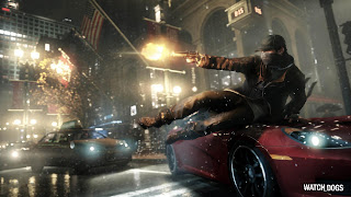 Watch Dogs Firing Gun 37