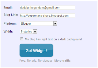 widget related posts