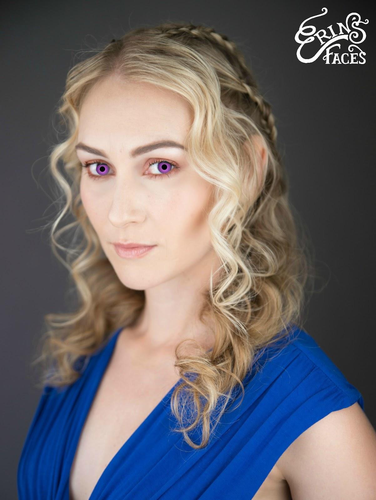 Erins faces daenerys targaryen khaleesi makeup tutorial photo by billy b photography baditri Images