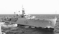 Type 14 Blackwood class frigate