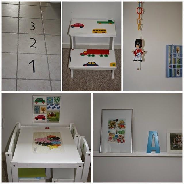 Augusts babyværelse