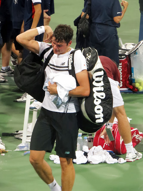 Milos Raonic 2013 US Open