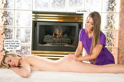 video massaggi a donne 400 hotel