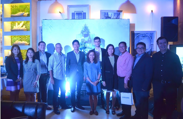 Samsung Electronics Co. partners with iFlix Uber, Zalora and Globe