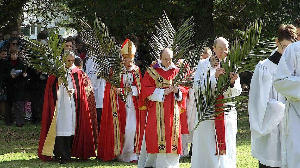 RORATE C�LI: In pictures: Palm Sunday according to the older Roman ...