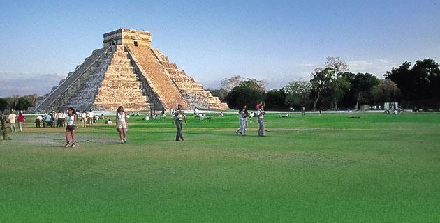 Visita el estado de Yucatán