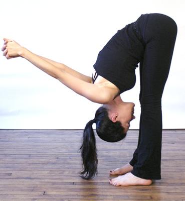 yoga zona goya
