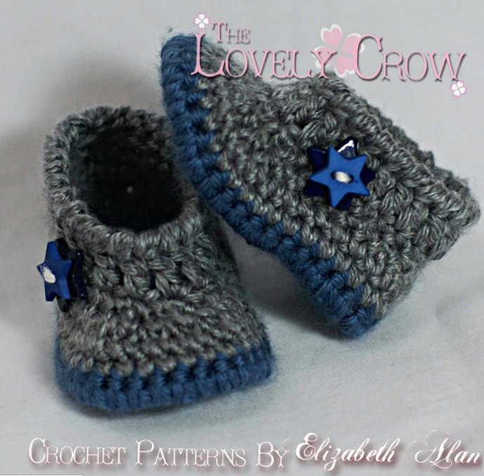 Knitting Pattern For Baby Tennis Shoes : Bebek Sepetimdekiler: Erkek Bebek Patikleri