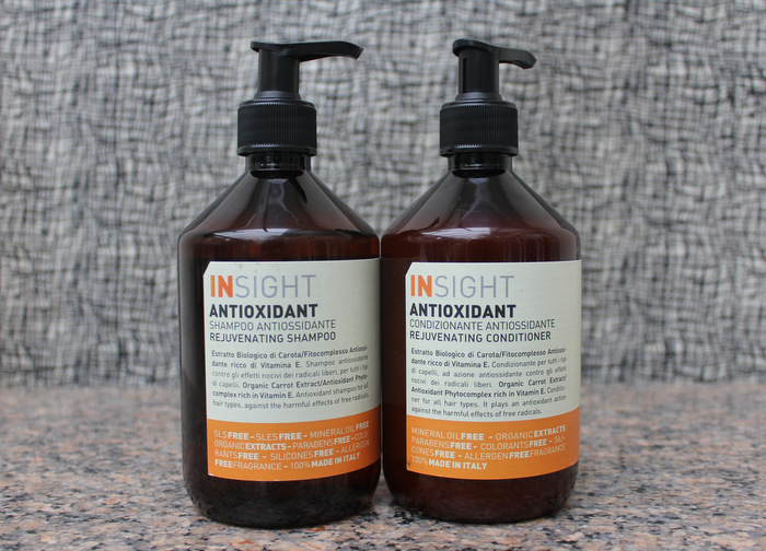 one little vice beauty blog: natural, sls free, paraven free, made in italy haircare