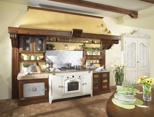 Decoracion Italiana Rustica ~ Presentamos modelos t?picos que representan a la cocina r?stica de