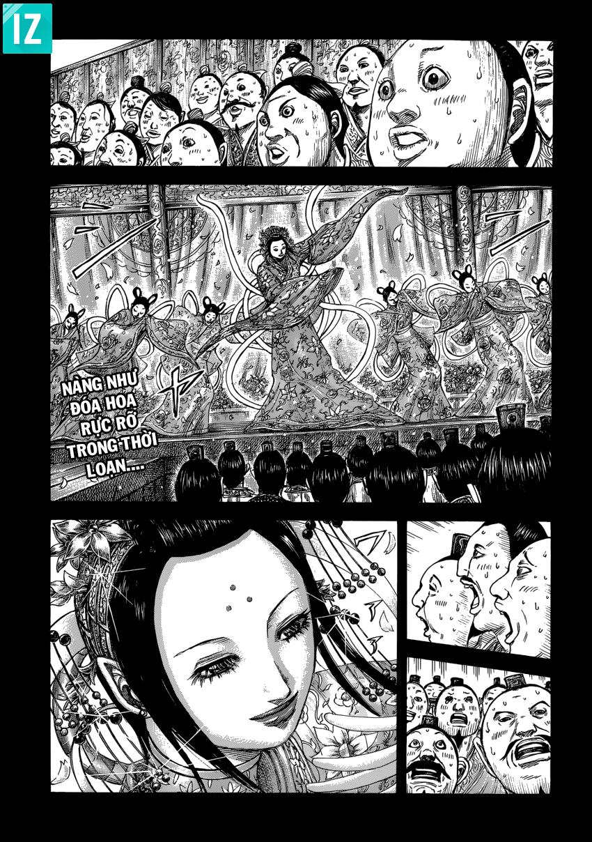 Kingdom - Vương Giả Thiên Hạ Chapter 405-406 Phim Tình Cảm Hàn page 21 - IZTruyenTranh.com