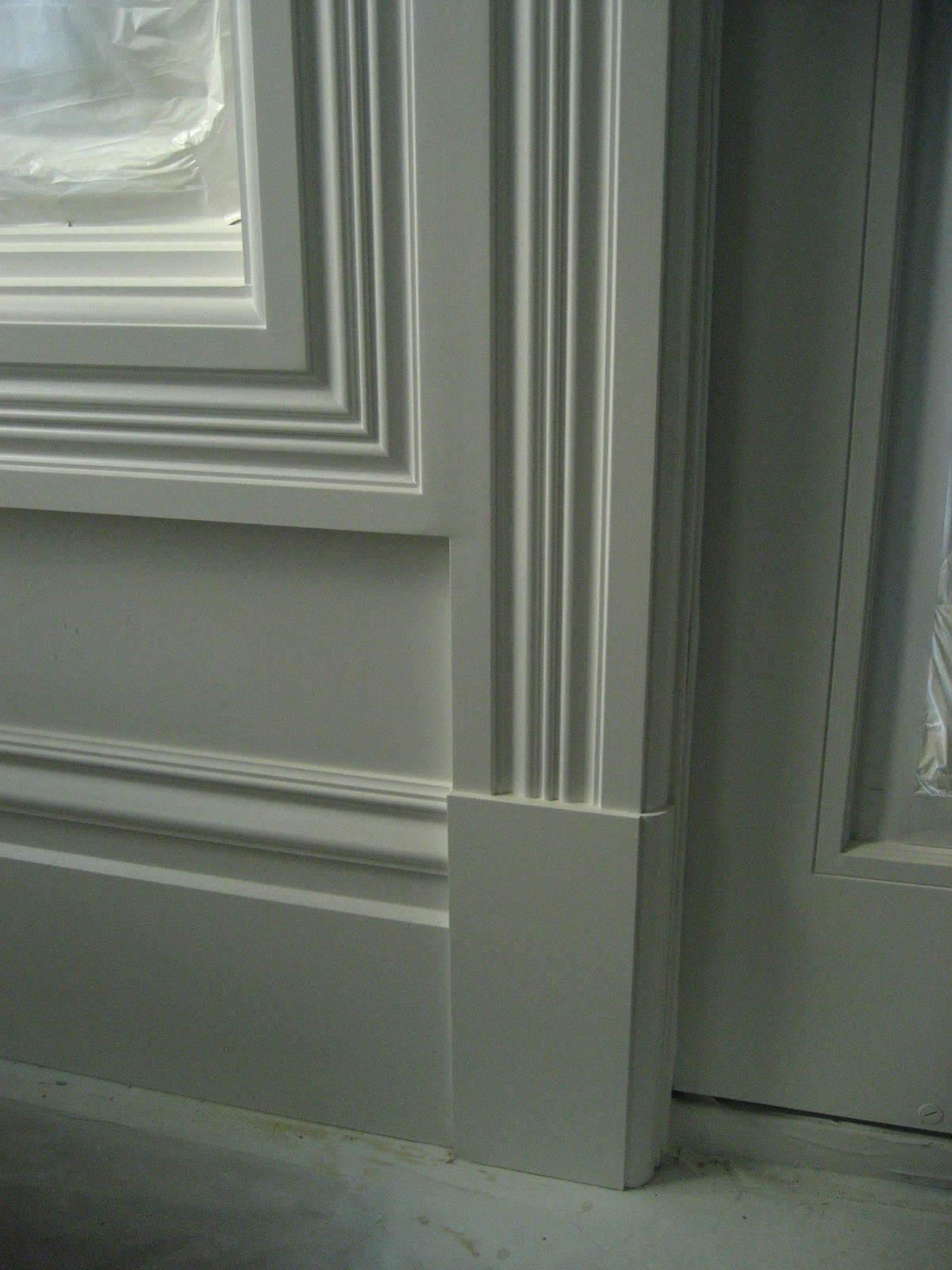 clayton woodworks interior trim install