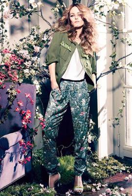 H&M primavera 2013 Conscious pantalones mujer