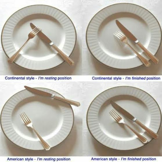 Greeshma Thampi Dining Etiquette Tip Cutlery Position : 56c3455f ec41 4aa6 9f08 907481f5c45d from www.greeshmathampi.co.in size 558 x 558 jpeg 31kB