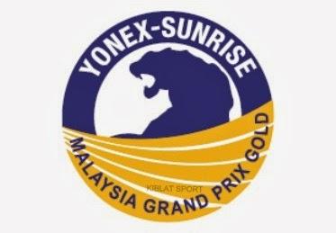 Jadwal Pertandingan Malaysia Grand Prix Gold 2014
