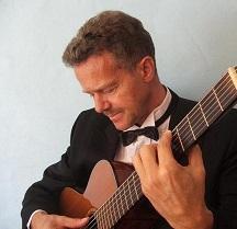 Gary Deacon Solo Guitarist