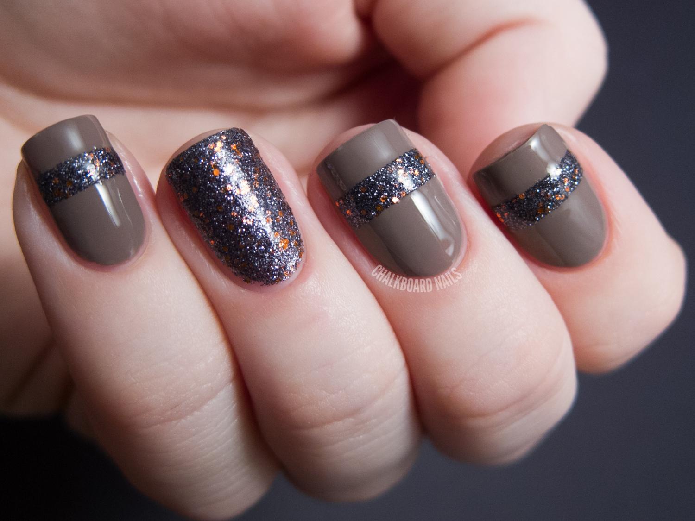 Nailtini Speakeasy Collection Pairings   Chalkboard Nails   Nail Art ...