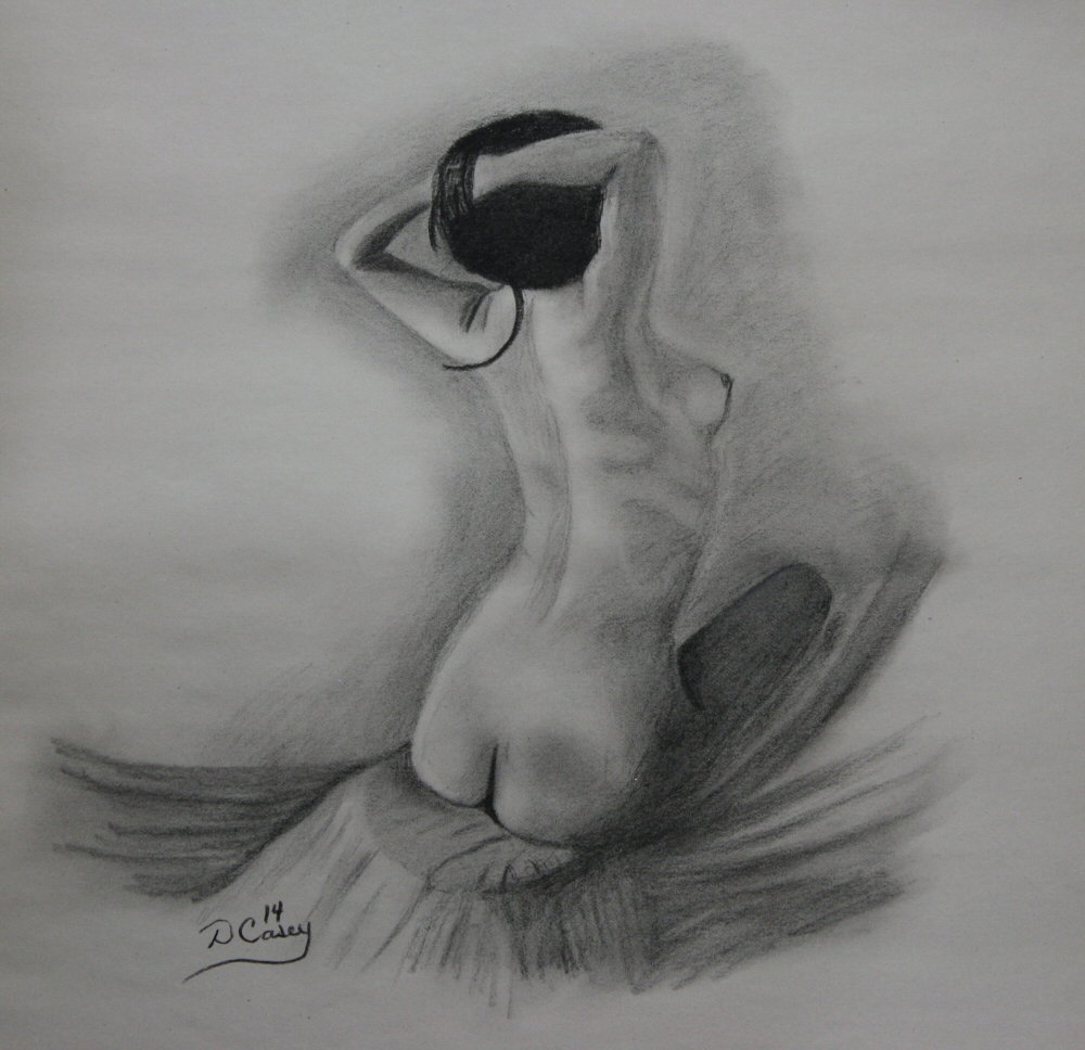 Figure 015a 14x14 charcoal on newsprint - Dave Casey - TheDailyPainter.jpg
