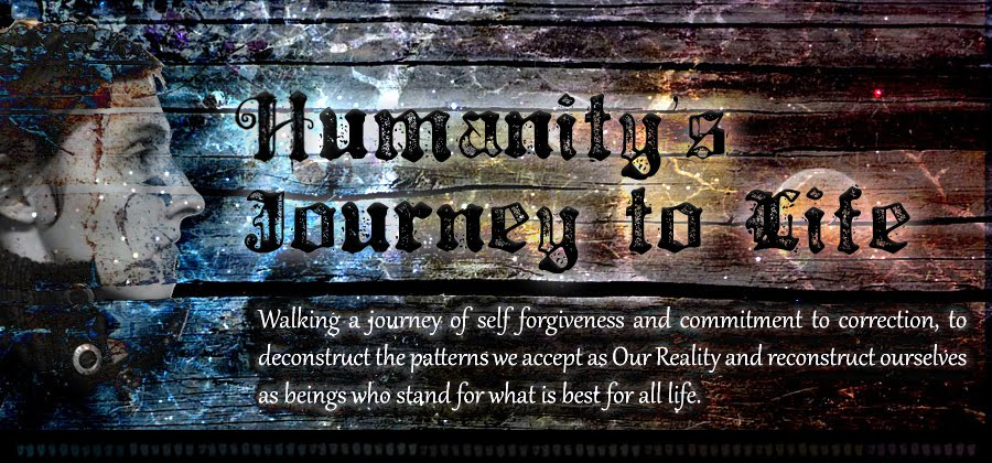 Humanity&#39;s Journey to Life