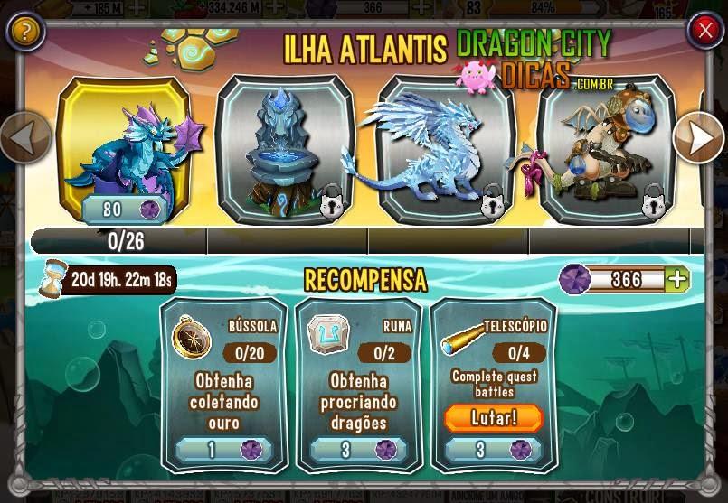 Ilha Atlantis