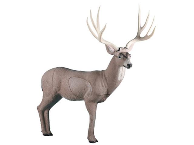 3d Deer Archery Target 3d Cake Image
