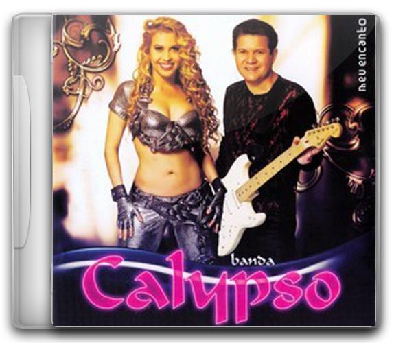 capa+CD Baixar CD Banda Calypso   Meu Encanto Vol 16 Ouvir mp3 e Letras .