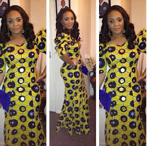 Latest African Nigerian Dress Styles