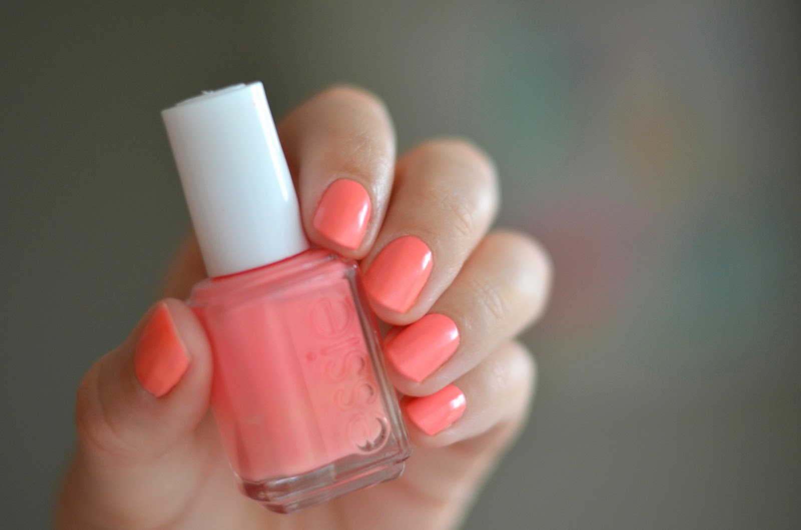 Swatch Essie Haute As Hello