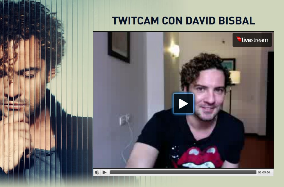 David bisbal tu y yo nuevo single