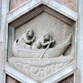 Nicola Pisano Formella del Campanile di Giotto