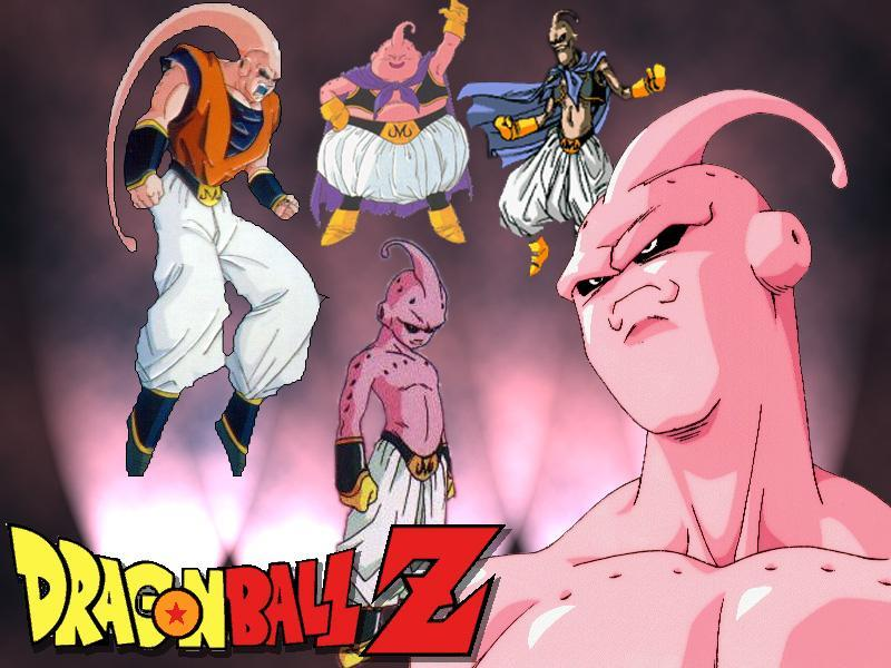 dragon ball z kid majin buu