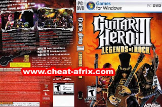 Download Games Guitar Hero III Legends of Rock