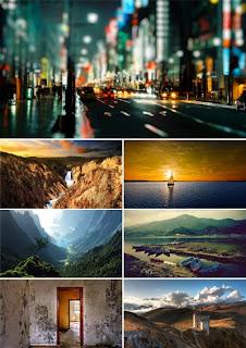 Мир, бытие, Земля. Фотообои по теме.