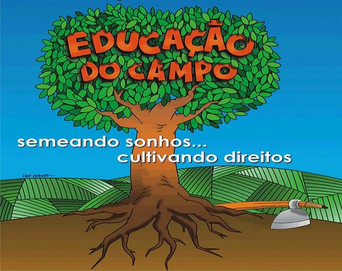 MEC prepara projeto para reestruturar educação no campo