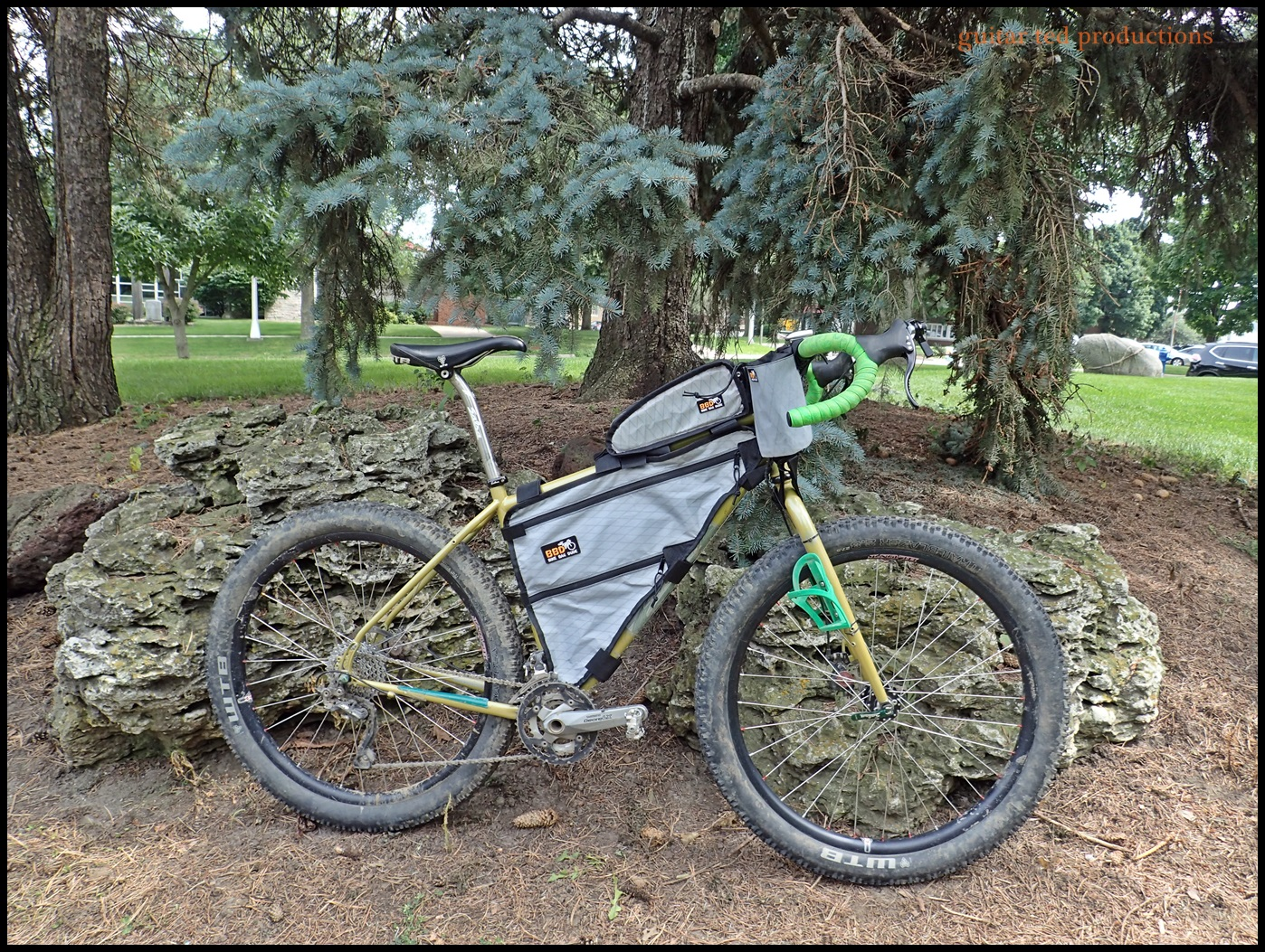 Guitar Ted Productions: Salsa Cycles Fargo: Versatility Defined