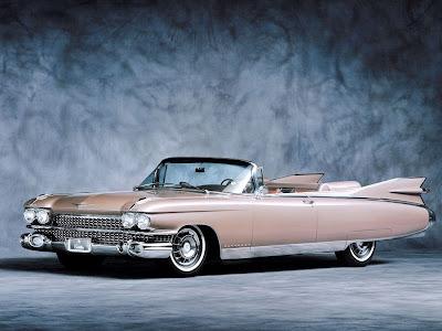 hacer el amor en un Cadillac Eldorado-1959