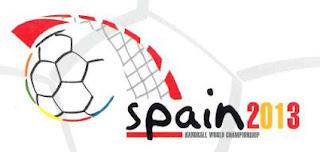 BALONMANO-Mundial masculino España 2013