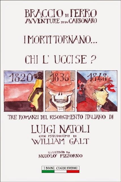 TRE ROMANZI DEL RISORGIMENTO ITALIANO