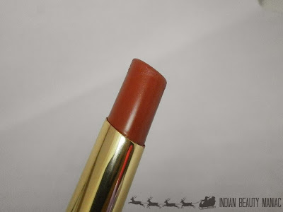 Lakme 9 to 5 Lipstick in MR5 Roseate Motive - Review, Swatch, LOTD