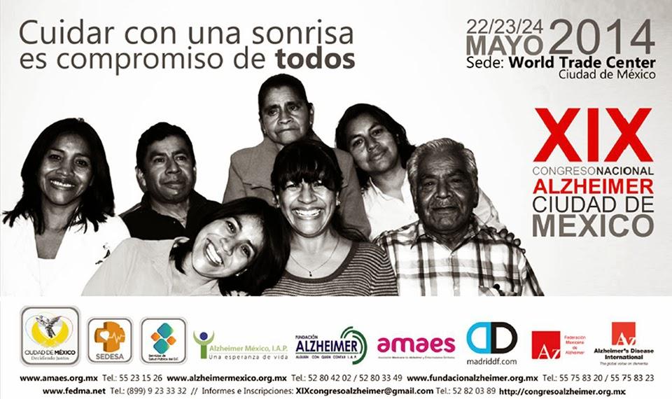 Congreso Nacional Alzheimer Mexico