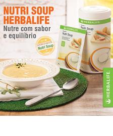 NUTRI SOUP HERBALIFE