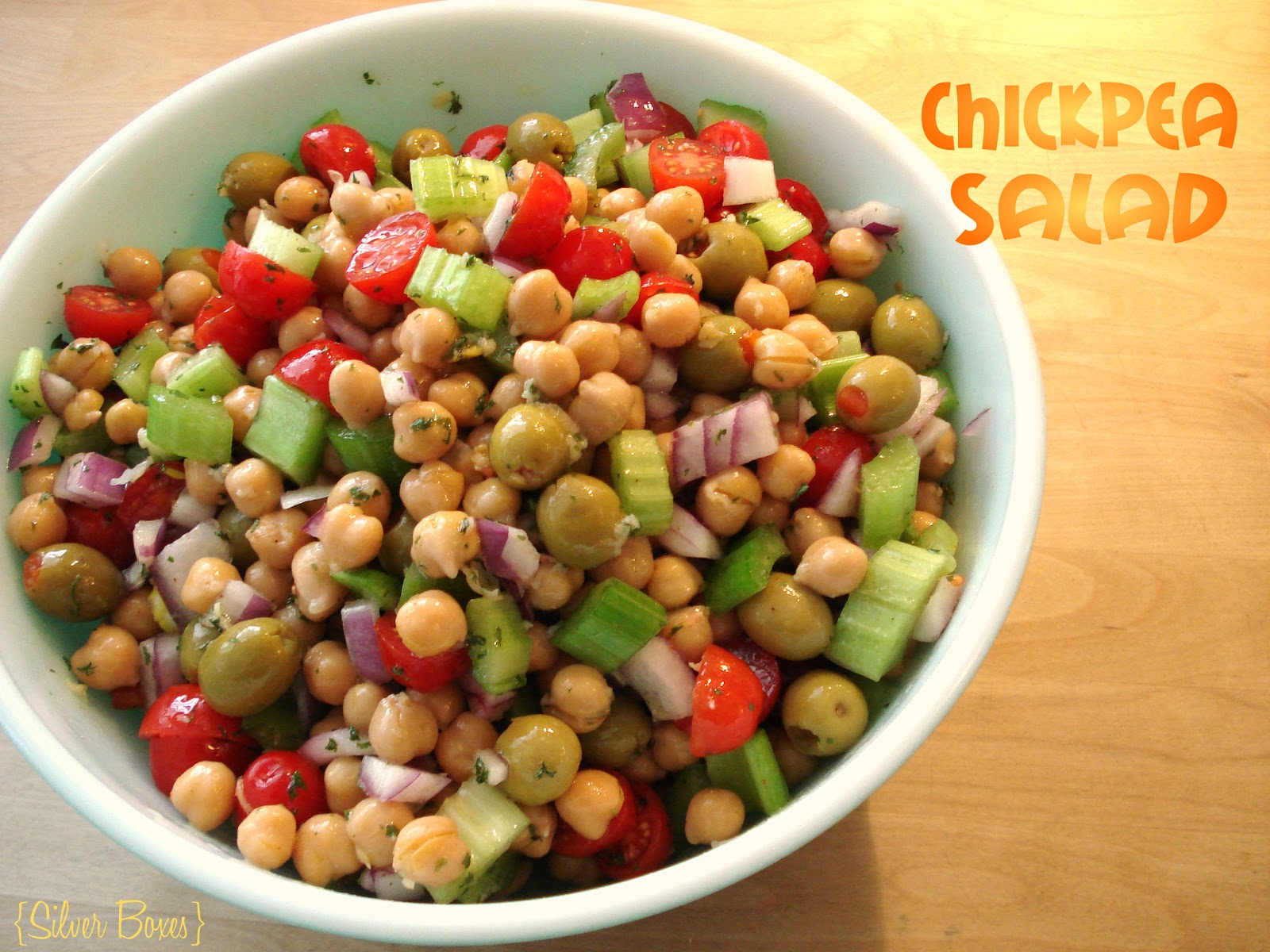 salad crunchy cabbage and chickpea salad morrocan carrot and chickpea ...