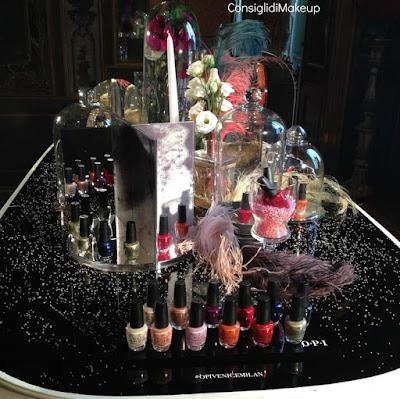 Evento OPI Venice Collection