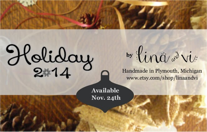 Lina and Vi - Holiday Collection - linaaandvi.blogspot.com