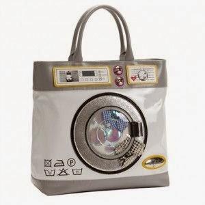 Malas, sacos, clutch - Máquina de lavar