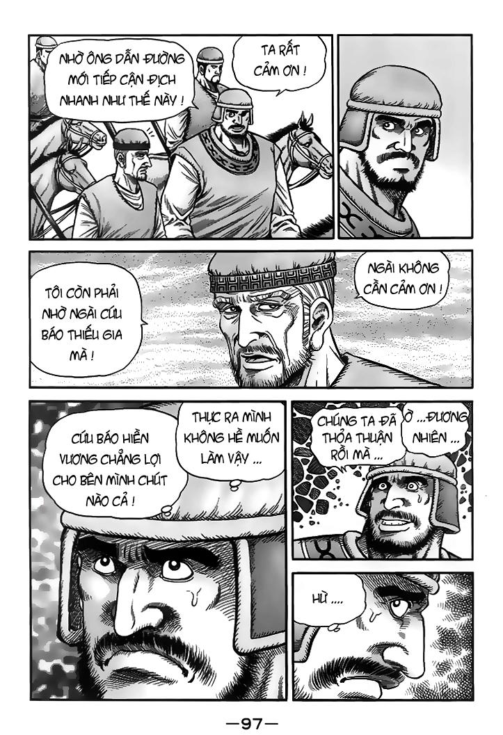 Chú Bé Rồng - Ryuuroden chap 115 - Trang 13
