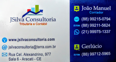 J. Silva Consultoria Tributária e Contábil / aracati-ce