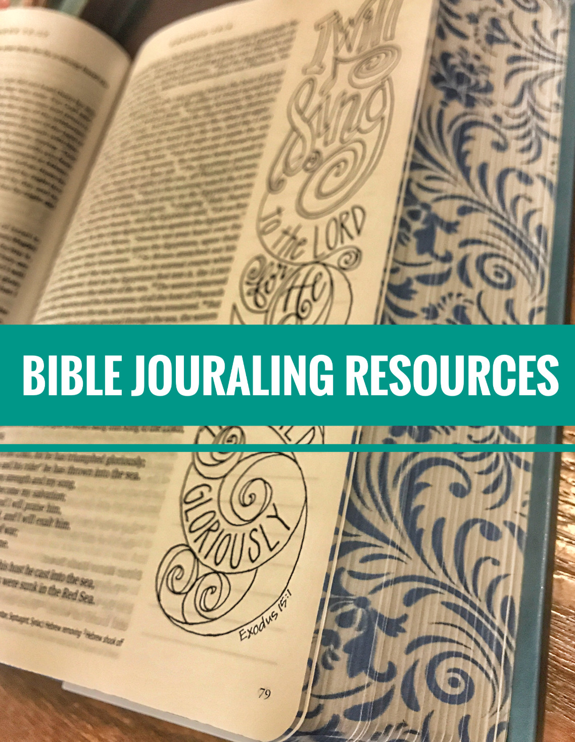 Bible Journaling